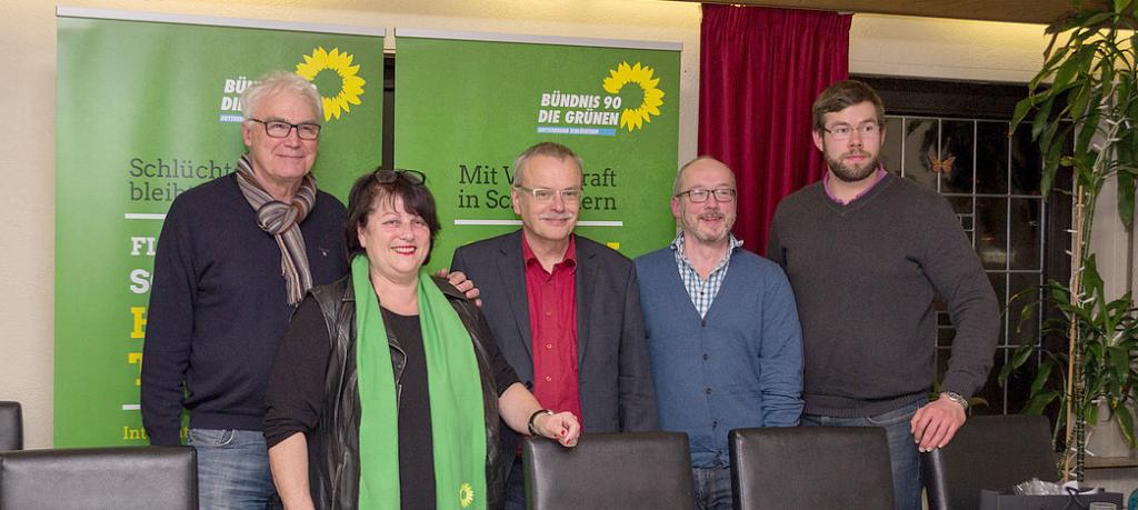 Uwe Kekeritz (MdB) informierte in Schlüchtern über Fluchtursachen und Entwicklungspolitik