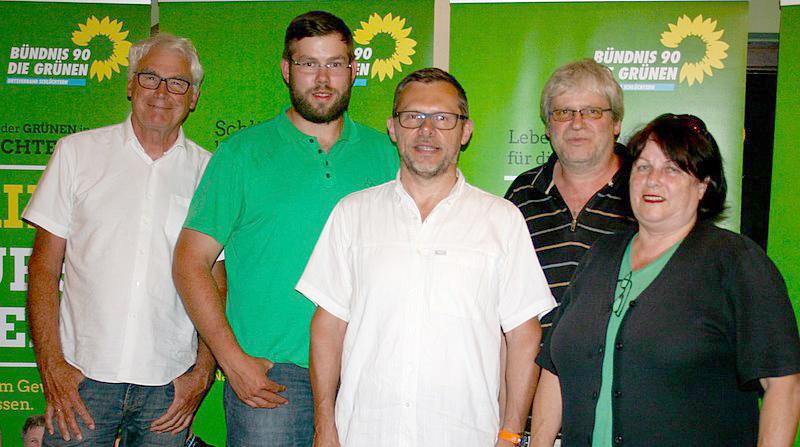 Die Grünen in Schlüchtern stellen sich auf