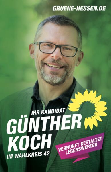 Günther Koch – Ihr Kandidat im Wahlkreis 42