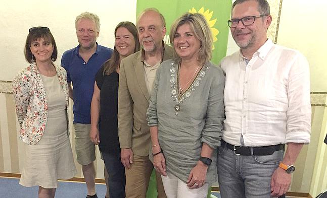 Künftig im Kreisvorstand vertreten: Günther Koch aus Schlüchtern