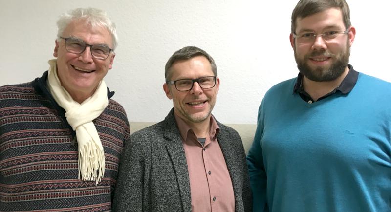 Gerd Neumann wird neuer Fraktionschef bei den Grünen im Schlüchterner Stadtparlament