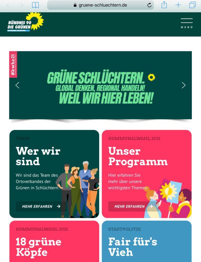 """Programm und Team """"mit einem Klick"""" (©Fuldaer Zeitung)"""