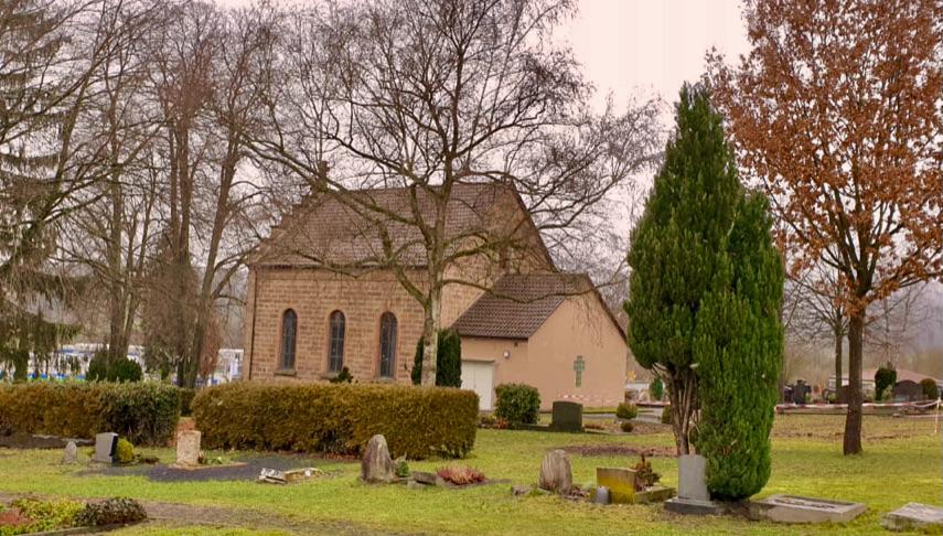 GRÜNE stellen Anträge zur Gestaltung des Friedhofs