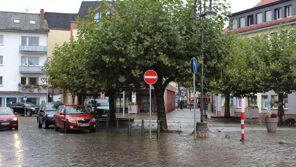 Umgestaltung Stadtplatz: GRÜNE fordern Aufenthaltsqualität ab Tag 1