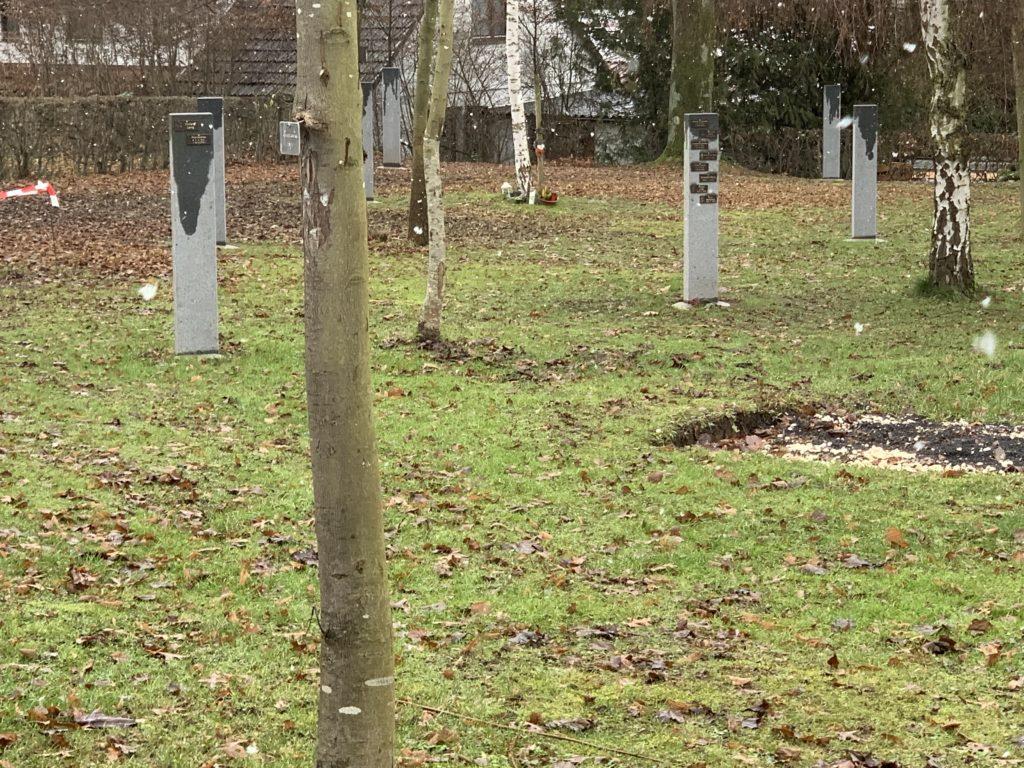 Pressemitteilung: GRÜNE fordern die Einrichtung einer Friedhofskommission