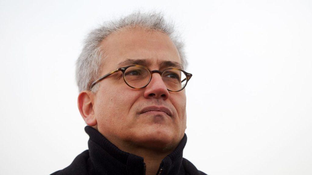 Tarek Al-Wazir im onlineTalk der GRÜNEN Bad Orb