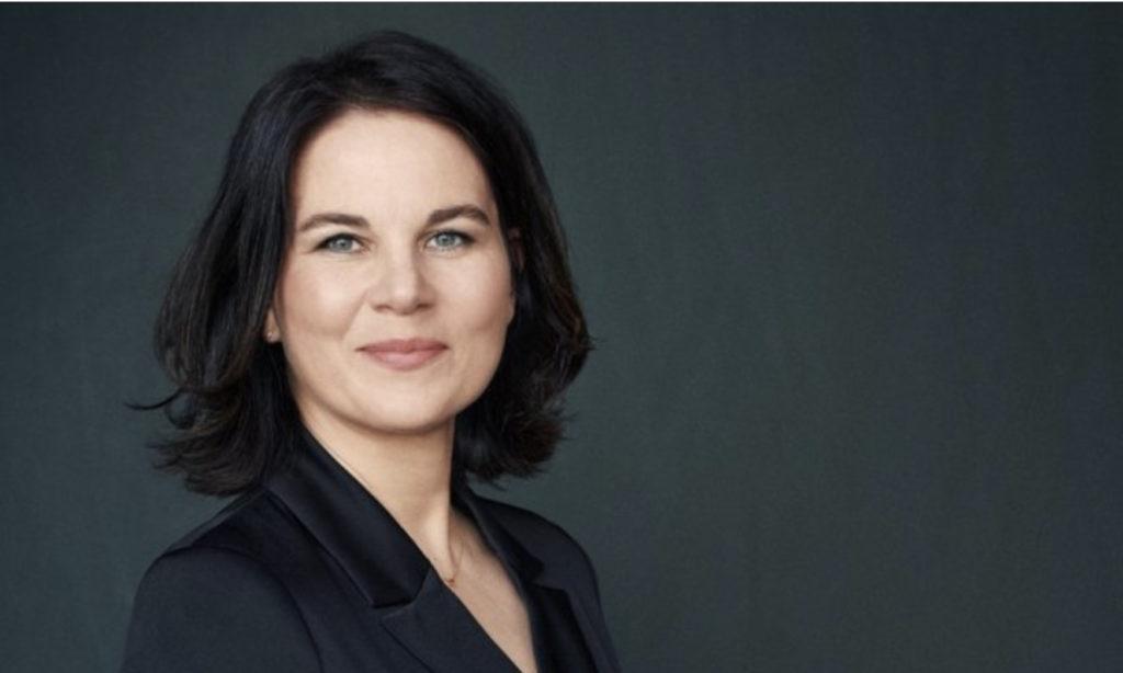 Unsere grüne Kandidatin für das Kanzler*innenamt: Annalena Baerbock